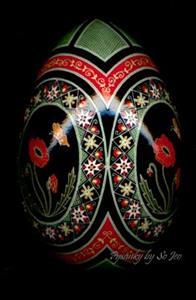 Detail Image for art Red Poppies V
