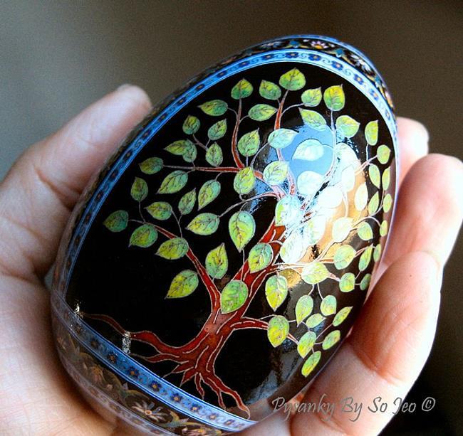 Art: Trees by Artist So Jeo LeBlond