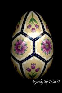 Detail Image for art Victorian Garden - Magenta Tulips