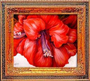 Detail Image for art AMARYLLIS