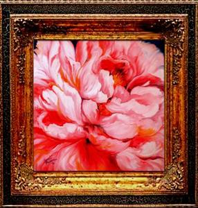 Detail Image for art PINK PEONY PINK