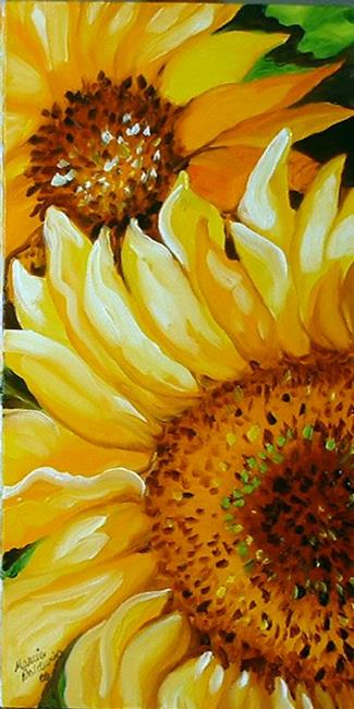 Sunflower Day 2 By Marcia Baldwin From Florals