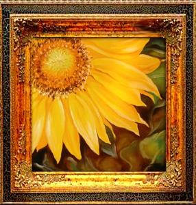 SUNFLOWER 2006 - by Marcia Baldwin from Florals