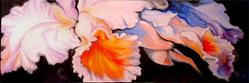 Art: THE ORCHID by Artist Marcia Baldwin