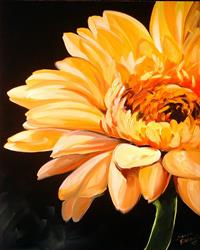Art: SUNSHINE DAISY by Artist Marcia Baldwin