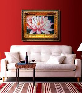 Detail Image for art PINK LILY