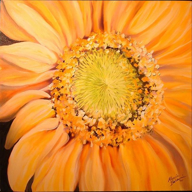 Art: A Tuscan Sun by Artist Marcia Baldwin