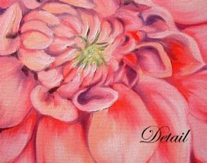 Detail Image for art Sweet Dahlia