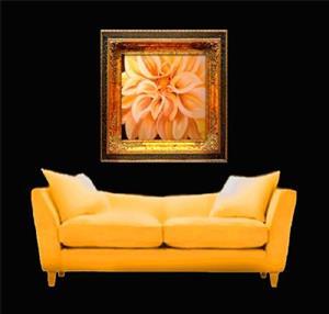 Detail Image for art DAHLIA SWEET DAHLIA