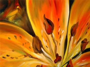 Detail Image for art TIGER LILY