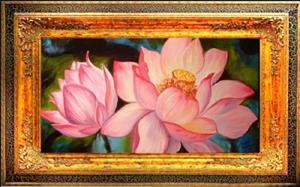 Detail Image for art GLOWING LOTUS