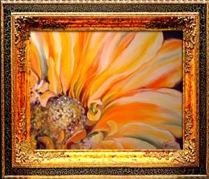 Detail Image for art A YELLOW DAISY