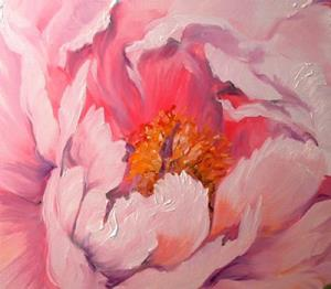 Detail Image for art THE PINK PEONY