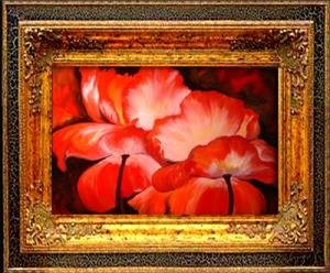 Detail Image for art THE RED POPPIES
