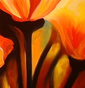 Detail Image for art PRETTY POPPY