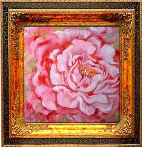 Detail Image for art PEONY OF PINK