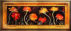 Detail Image for art DANCING DAISIES