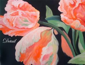 Detail Image for art Parrot Tulips