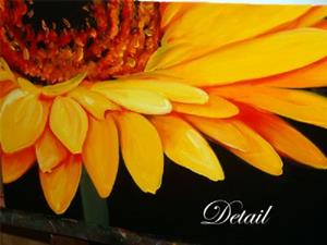 Detail Image for art Gerber Daisy Two