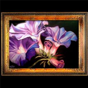 Detail Image for art Morning Glory Blossoms