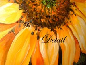 Detail Image for art Sunflower Sunset
