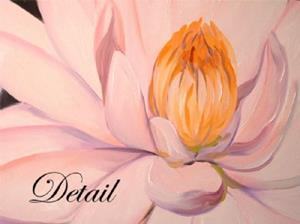 Detail Image for art WATERLILIES