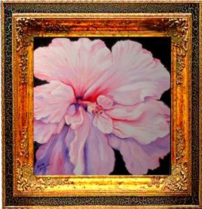 Detail Image for art Pink Hibiscus