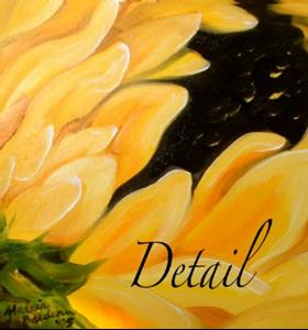 Detail Image for art Sunflower Single