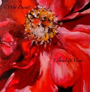 Detail Image for art Red Peony