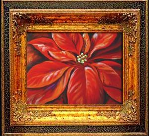 Detail Image for art POINSETTIA