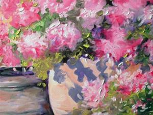 Detail Image for art TUSCANY GERANIUMS