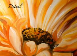 Detail Image for art The Yellow Daisy