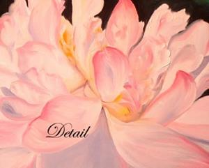 Detail Image for art Waterliy Blossom and Bud