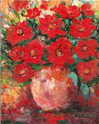 Art: Poppies - available in my etsy store by Artist Ulrike 'Ricky' Martin
