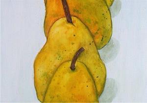 Detail Image for art 4 juicy pears