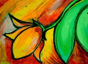 Detail Image for art Ophelia the Tulip