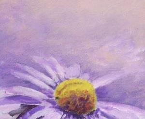 Detail Image for art Three Daisies