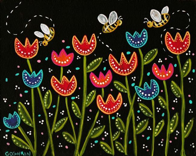 Art: Spring Fever by Artist Cindy Bontempo (GOSHRIN)