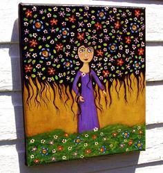 Art: My Mother Nature by Artist Cindy Bontempo (GOSHRIN)