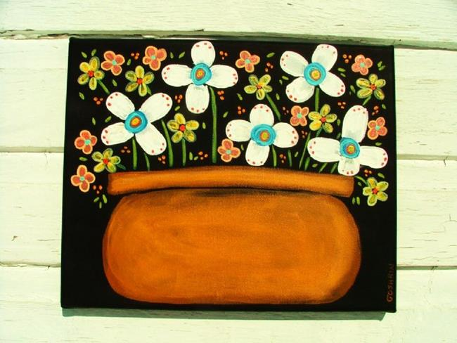Art: Enthusiasm by Artist Cindy Bontempo (GOSHRIN)