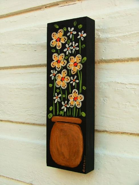 Art: Flower Freedom by Artist Cindy Bontempo (GOSHRIN)