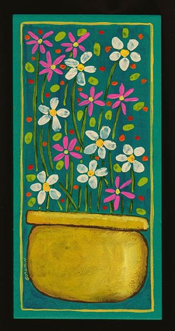 Art: A Little Love by Artist Cindy Bontempo (GOSHRIN)