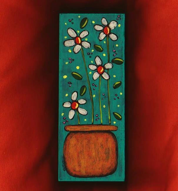 Art: Story by Artist Cindy Bontempo (GOSHRIN)