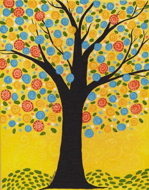 Art: A Good Day by Artist Cindy Bontempo (GOSHRIN)