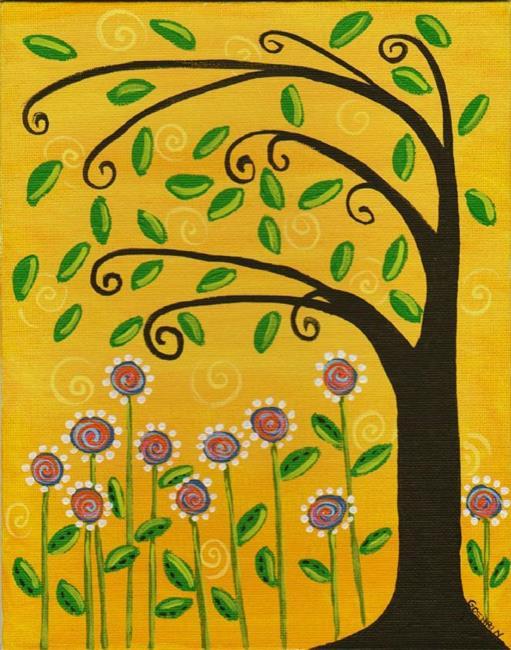 Art: Change In The Wind by Artist Cindy Bontempo (GOSHRIN)