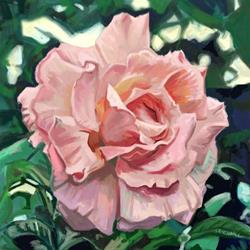 Art: A Rose By Any Name by Artist Mark Satchwill
