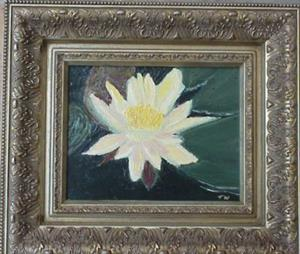 Detail Image for art Water Lily SOLD