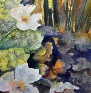 Detail Image for art Primroses