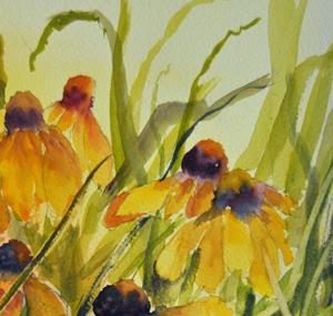 Detail Image for art Rudbekia