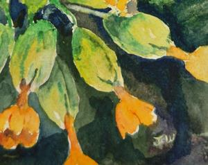 Detail Image for art Cowslips